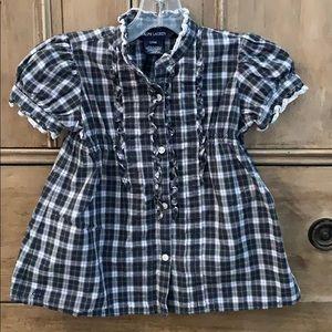 4/$20 Ralph Lauren plaid dress